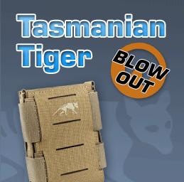 Tasmanian Tiger BlowOUT - Alles muss raus - nur so lange der Vorrat reicht!