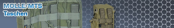 Molle / MTS Taschen