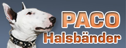 PACO Collars - Leder Hundehalsbänder - Made in USA