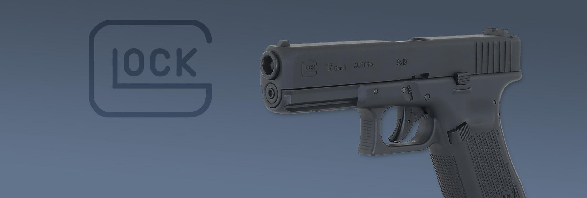 GLOCK 17 GEN5 CO2 Luftpistole
