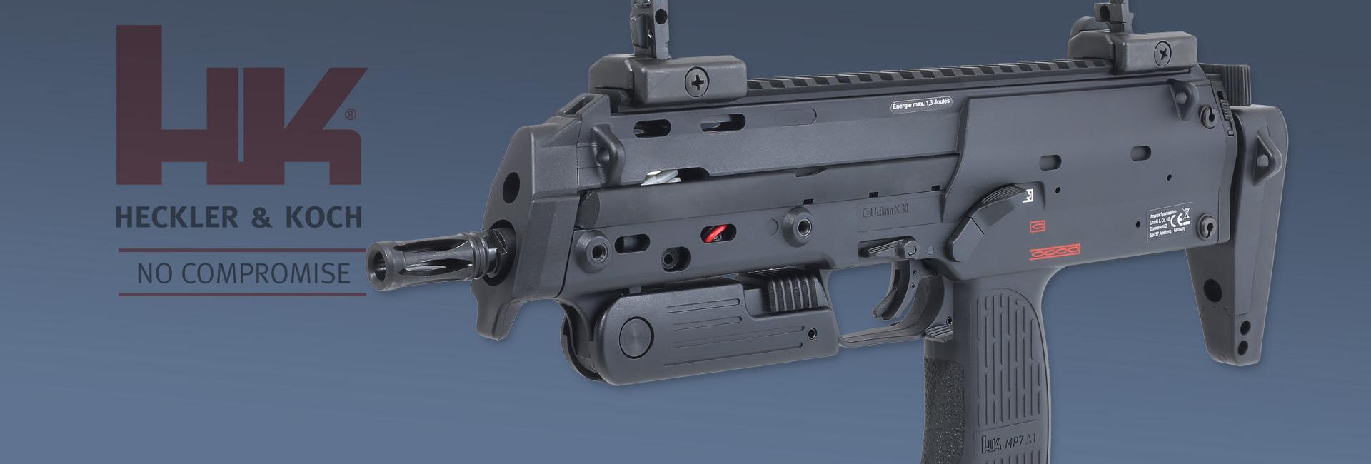 HK MP7 A1 S-AEG